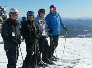 Rotary Exchange on Glades Peak
