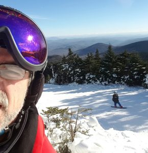 Read more about the article A Little Skiing with the Turkey